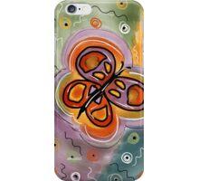 BUTTERFLY FUN iPhone Case/Skin