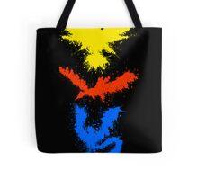 Legendary Bird Splatter Tote Bag