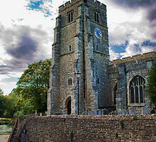 All Saints Maidstone by Dave Godden