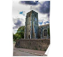 All Saints Maidstone Poster