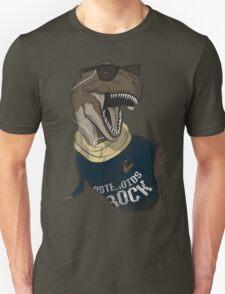 Hipstereosaurus Rex (Version 2) T-Shirt