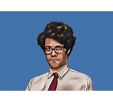 Richard Ayoade Photographic Print