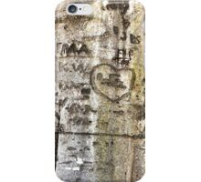 Carved Tree iPhone Case/Skin