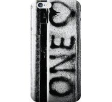 One Heart  iPhone Case/Skin