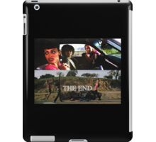 Death Proof Second-Half Girls iPad Case/Skin