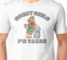 Funny Men's Engagement T-Shirt Unisex T-Shirt