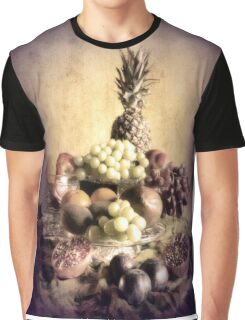 Vintage style Still life. Graphic T-Shirt