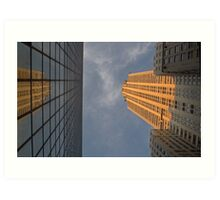 Chrysler Building Reflection Art Print
