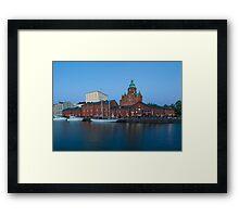 Uspenski Cathedral Framed Print