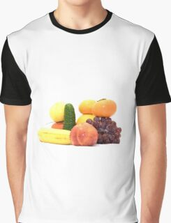 Fruit and Vegetables Ansamble  Graphic T-Shirt