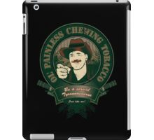 Chewing Ol Painless  iPad Case/Skin