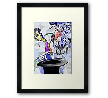 Magic Malfuntion Framed Print