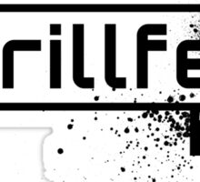 Tremors Radio #drillfest  Sticker