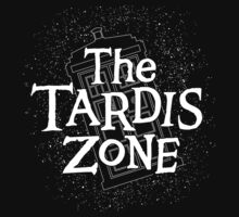 THE TARDIS ZONE Kids Clothes