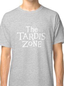 THE TARDIS ZONE Classic T-Shirt