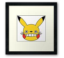 Totokachu Framed Print