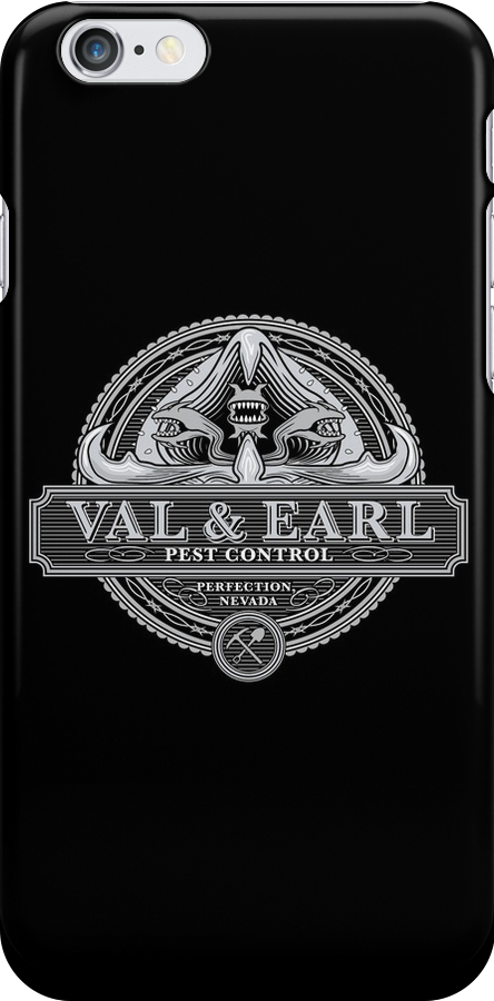 Val & Earl, Pest Control by heavyhand