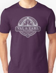 Val & Earl, Pest Control T-Shirt