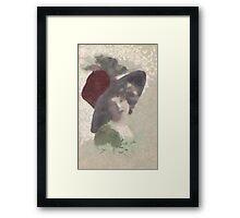Eliza Jane Framed Print