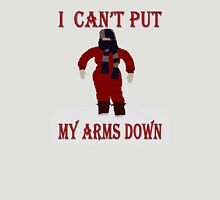 A Christmas Story - I Can't Put My Arms Down Unisex T-Shirt