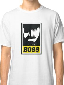 Obey the Boss Classic T-Shirt