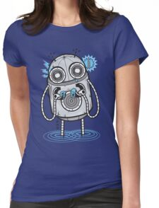 Oh Beep! Womens Fitted T-Shirt