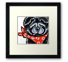 Night Sailor {Up Close and Personal} Framed Print