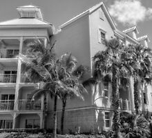 Harbour Village in Paradise Island - Nassau, The Bahamas by Jeremy Lavender Photography