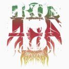 Iron Lion Zion T shirt by jackthewebber