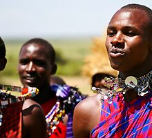 """maasai pride"" by roger smith"