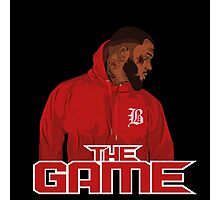 The game - Pattern Photographic Print