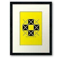 Design 221 Framed Print