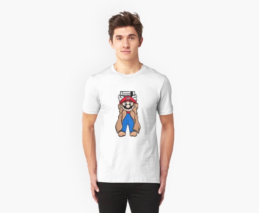 Mario Anything by AtomicChild