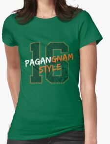 Pagan-gnam Style Womens Fitted T-Shirt