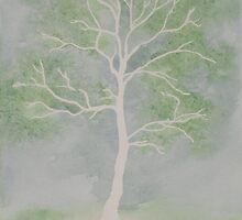 White Tree II by Therese Doherty