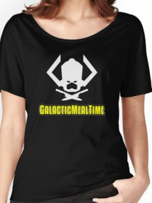 Galactic Meal Time Women's Relaxed Fit T-Shirt