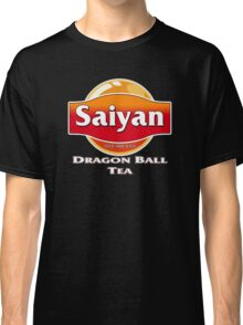 Saiyan Dragon Ball Tea Classic T-Shirt