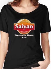 Saiyan Dragon Ball Tea Women's Relaxed Fit T-Shirt