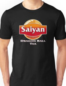 Saiyan Dragon Ball Tea Unisex T-Shirt