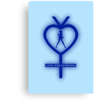 Sailor Mercury Canvas Print