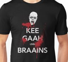 KEE GAAH unn BRAAINS! T-Shirt