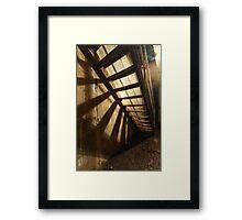 Blockhaus C16-28 Framed Print