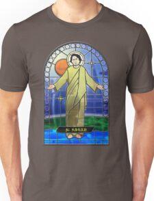Saint Carl Sagan Unisex T-Shirt