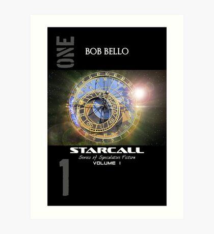 Starcall Anthology 1 Art Print