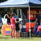 A Country Market Stall by aussiebushstick