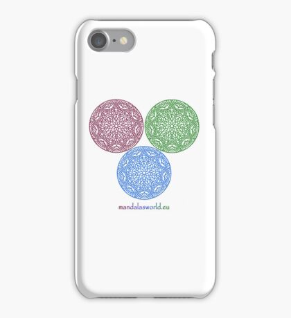 Celtic Knot n3 Collection iPhone Case/Skin