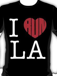 I Run LA T-Shirt