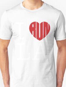 I Run LA Unisex T-Shirt