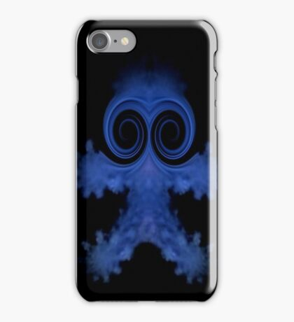 Fractal Paperdoll iPhone Case/Skin