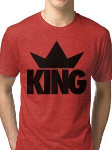 King Crown  Tri-blend T-Shirt
